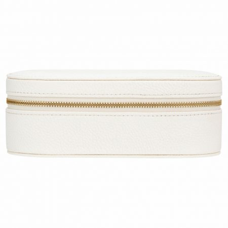 Womens Oroton Travel Bags | Jude Jewellery Case Pure White